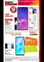 Promos et remises Inter Discount : Mobile Prospekt