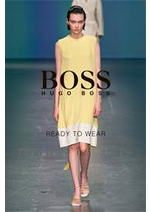 Catalogues et collections Hugo Boss : Ready to wear SS:20