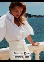 Catalogues et collections Massimo Dutti : Nouveautés  Femme
