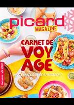 Journaux et magazines Picard : Carnet de Voyage