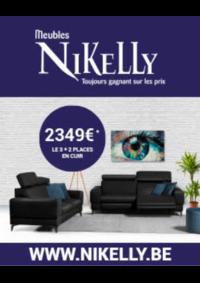 Promos et remises Meubles Nikelly : Promos Juillet
