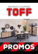 Promos et remises Meubles Toff : PROMOS