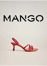 Catalogues et collections MANGO : Leather and more
