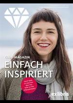 Prospectus Ex Libris : Ex Libris Club-Magazin Juli/August 2020