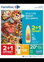 Prospectus Carrefour : Vive l'été, saison des apéros