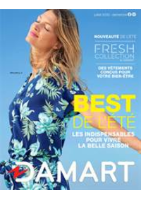 Prospectus Damart Huy : Saison douce