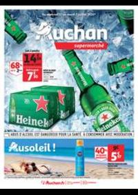 Prospectus Auchan Supermarché Paris 12 Reuilly : Ausoleil !