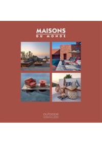 Prospectus Maisons du Monde Namur - Champion : Outoor collection