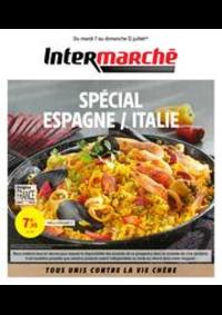Prospectus Intermarché Express Draguignan : SPÉCIAL ESPAGNE / ITALIE