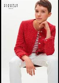 Prospectus Claudie Pierlot PARIS 29 Juillet : Collection Vestes