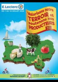 Prospectus E.Leclerc L'AIGLE : Catalogue E.Leclerc