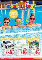 Prospectus Maxi Toys : Summer Deals