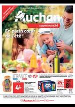 Prospectus Auchan : En plein coeur de l'été