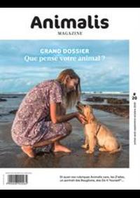 Journaux et magazines Animalis Bondy : Animalis Magazine