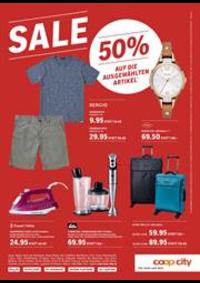 Promos et remises Coop City Bern - Ryffihof : Sale
