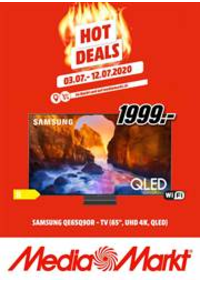 Prospectus Media Markt Bern  : Hot Deals