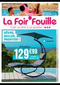 Prospectus La Foir'Fouille Herblay : Rêver, buller, profiter!