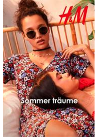 Catalogues et collections H&M Bern - Westside : Sommer traume