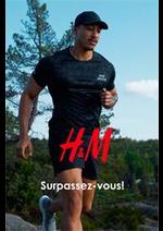 Catalogues et collections H&M : Surpassez-vous