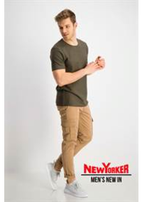 Catalogues et collections NewYorker Aubervilliers : Men's New In