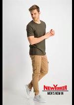 Promos et remises  : Men's New In