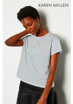 Prospectus Karen Millen : Collection T-Shirts