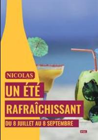 Prospectus NICOLAS DOMONT : Un été rafraîchissant