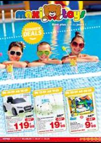 Prospectus Maxi Toys Jemeppe-Sur-Sambre : Summer deals
