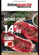 Prospectus Intermarché Express : MIEUX MANGER MOINS CHER.