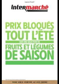 Prospectus Intermarché Super Rugles : FRUITS ET LÉGUMES DE SAISON