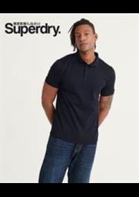 Prospectus Superdry BELLE EPINE : Nouvelle Collection Homme