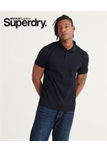 Prospectus Superdry : Nouvelle Collection Homme