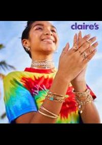 Prospectus Claire's TAVERNY : Nouvelle Mode