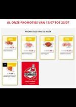 Prospectus Boucherie Renmans : Renmans Acties