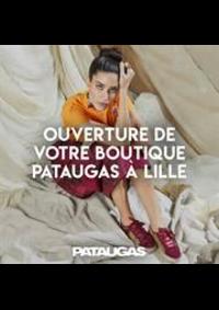 Catalogues et collections Pataugas RAMONVILLE ST AGNE : Tendances Femme