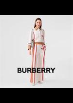 Catalogues et collections Burberry : Les nouveaux imprimés pour femme