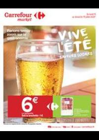 Prospectus Carrefour Market TOURCOING : Vive l été