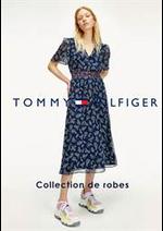Prospectus Tommy Hilfiger : Collection de robes