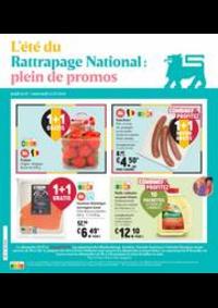 Prospectus Proxy Delhaize Huy : Nouveau: Promotion de la semaine