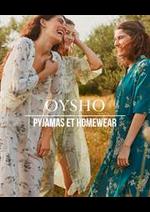 Prospectus Oysho : Pyjamas et Homewear