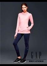 Catalogues et collections Gap : Women's Activewear