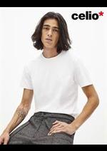 Catalogues et collections Celio : T- Shirts Homme