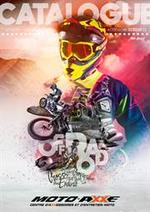 Prospectus Moto Axxe : Catalogue tout terrain 2020