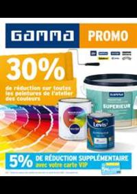 Promos et remises GAMMA AUVELAIS : Gamma Promo
