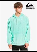 Catalogues et collections Quiksilver : Collection Sweats  Homme