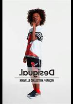 Promos et remises  : Nouvelle Collection  Garçcon