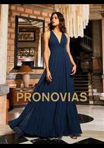 Catalogues et collections Pronovias : The Drapes