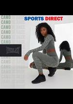 Catalogues et collections Sports Direct : Nouveautés