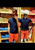 Prospectus Bexley : Nouveautés Homme