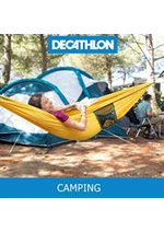 Catalogues et collections DECATHLON : Camping Collection